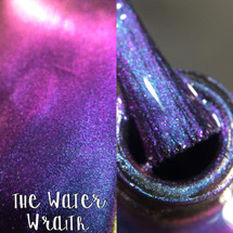 AVAILABLE AT GIRLY BITS COSMETICS www.girlybitscosmetics.com The Water Wraith (Multichromes Collection) by Bee's Knees Lacquer | Photo credit: IG @nailmediaily