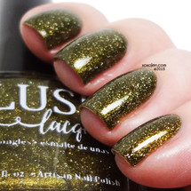 AVAILABLE AT GIRLY BITS COSMETICS www.girlybitscosmetics.com Toe Tappin' Flapper (1929 Collection) by Blush Lacquers | Photo credit: xoxo, Jen