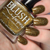 AVAILABLE AT GIRLY BITS COSMETICS www.girlybitscosmetics.com Toe Tappin' Flapper (1929 Collection) by Blush Lacquers | Photo credit: Cosmetic Sanctuary