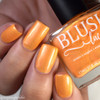 AVAILABLE AT GIRLY BITS COSMETICS www.girlybitscosmetics.com Maldives (Beachside Sunset Collection) by Blush Lacquers | Photo credit: IG @pamperedpolishes