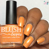 AVAILABLE AT GIRLY BITS COSMETICS www.girlybitscosmetics.com Maldives (Beachside Sunset Collection) by Blush Lacquers | Photo credit: Queen of Nails 83