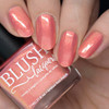 Oahu (Beachside Sunset Collection) by Blush Lacquers  Available at Girly Bits Cosmetics | Photo credit: Nail Polish Society