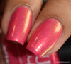 AVAILABLE AT GIRLY BITS COSMETICS www.girlybitscosmetics.com Seychelles (Beachside Sunset Collection) by Blush Lacquers | Photo credit: The Polished Mage