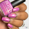 AVAILABLE AT GIRLY BITS COSMETICS www.girlybitscosmetics.com Bora Bora (Beachside Sunset Collection) by Blush Lacquers | Photo credit: Queen of Nails 83
