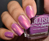AVAILABLE AT GIRLY BITS COSMETICS www.girlybitscosmetics.com Bora Bora (Beachside Sunset Collection) by Blush Lacquers | Photo credit: The Polished Mage