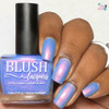 AVAILABLE AT GIRLY BITS COSMETICS www.girlybitscosmetics.com Bahamas (Beachside Sunset Collection) by Blush Lacquers | Photo credit: Queen of Nails 83