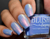 AVAILABLE AT GIRLY BITS COSMETICS www.girlybitscosmetics.com Bahamas (Beachside Sunset Collection) by Blush Lacquers | Photo credit: The Polished Mage