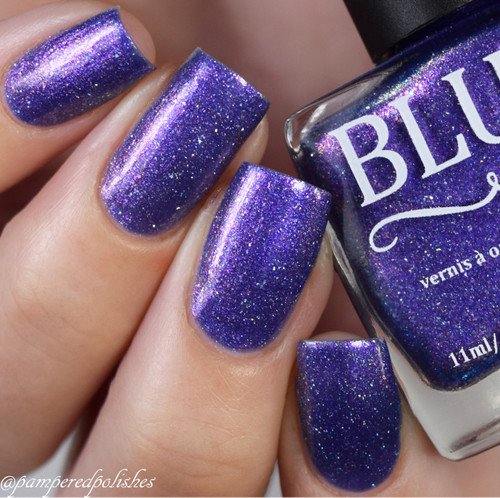 AVAILABLE AT GIRLY BITS COSMETICS www.girlybitscosmetics.com Captivate (2 Year Anniversary Duo) by Blush Lacquers | Photo credit: IG @pamperedpolishes