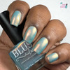 AVAILABLE AT GIRLY BITS COSMETICS www.girlybitscosmetics.com Illuminate (2 Year Anniversary Duo) by Blush Lacquers | Photo credit: Queen of Nails 83