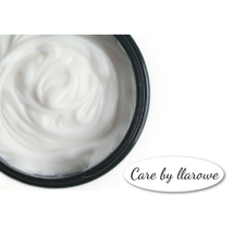 AVAILABLE AT GIRLY BITS COSMETICS www.girlybitscosmetics.com All Natural Hand & Body Cream by Care by Llarowe   Photo credit: CbL