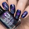 Remember My Name (PPU Aug 2018 - Fame Theme) inspired by Enchantress from Suicide Squad AVAILABLE AT POLISH PICKUP www.polishpickup.com   Photo credit: Nail Polish Society