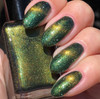 Reptilian by Shleee Polish available at Girly Bits Cosmetics www.girlybitscosmetics.com  | Photo courtesy of IG@shleeepolish