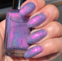 Unicorn Abduction by Shleee Polish available at Girly Bits Cosmetics www.girlybitscosmetics.com  | Photo courtesy of IG@shleeepolish