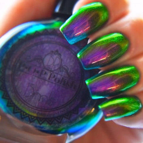 The Slickest of Them All by P.O.P. Polish available at Girly Bits Cosmetics www.girlybitscosmetics.com  | Photo credit: P.O.P. Polish