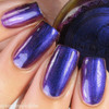 What a Royal Slick by P.O.P. Polish available at Girly Bits Cosmetics www.girlybitscosmetics.com  | Photo credit: @pamperedpolishes