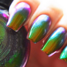 Speak Softly and Carry a Slick by P.O.P. Polish available at Girly Bits Cosmetics www.girlybitscosmetics.com  | Photo credit: P.O.P. Polish