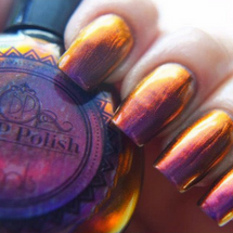 This is a Slick Up by P.O.P. Polish available at Girly Bits Cosmetics www.girlybitscosmetics.com  | Photo credit: P.O.P. Polish