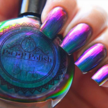 Dragon Slick by P.O.P. Polish available at Girly Bits Cosmetics www.girlybitscosmetics.com  | Photo credit: P.O.P. Polish