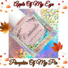 Apple of my Eye, Pumpkin of my Pie Scented Nail Tape by Cuticula available at Girly Bits Cosmetics