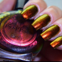 Candle Slick by P.O.P. Polish available at Girly Bits Cosmetics www.girlybitscosmetics.com  | Photo credit: P.O.P. Polish