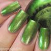 Slick and Jaded by P.O.P. Polish available at Girly Bits Cosmetics www.girlybitscosmetics.com  | Photo credit: IG @pamperedpolishes