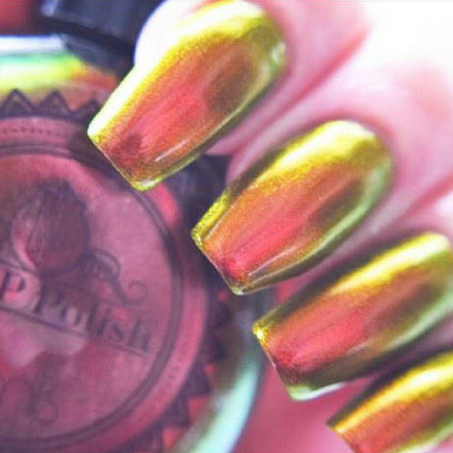 Match Slick by P.O.P. Polish available at Girly Bits Cosmetics www.girlybitscosmetics.com  | Photo credit: P.O.P. Polish