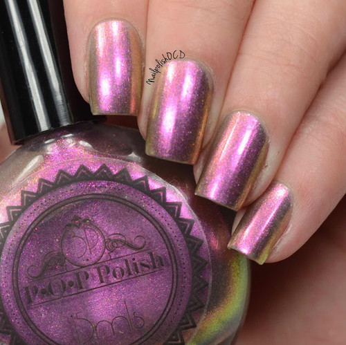 BootylishSlick by P.O.P. Polish available at Girly Bits Cosmetics www.girlybitscosmetics.com  | Photo credit: Nail Polish OCD