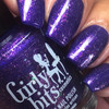 Grape Escape (Sept  2018 CoTM) by Girly Bits Cosmetics available at Girly Bits Cosmetics www.girlybitscosmetics.com  | Photo credit: luvlee226