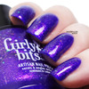 Grape Escape (Sept  2018 CoTM) by Girly Bits Cosmetics available at Girly Bits Cosmetics www.girlybitscosmetics.com  | Photo credit: xoxo Jen