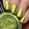 LimeSlickle by P.O.P. Polish available at Girly Bits Cosmetics www.girlybitscosmetics.com  | Photo credit: Nail Polish OCD