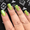 LimeSlickle by P.O.P. Polish available at Girly Bits Cosmetics www.girlybitscosmetics.com  | Photo credit: @jemma91