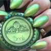 LimeSlickle by P.O.P. Polish available at Girly Bits Cosmetics www.girlybitscosmetics.com  | Photo credit: @manisbykenji