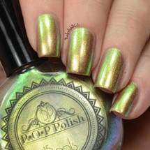 SandSlick by P.O.P. Polish available at Girly Bits Cosmetics www.girlybitscosmetics.com  | Photo credit: Nail Polish OCD