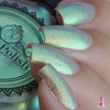 SandSlick by P.O.P. Polish available at Girly Bits Cosmetics www.girlybitscosmetics.com  | Photo credit: @aanchysnails