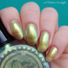 SandSlick by P.O.P. Polish available at Girly Bits Cosmetics www.girlybitscosmetics.com  | Photo credit: A Polished Narcoleptic