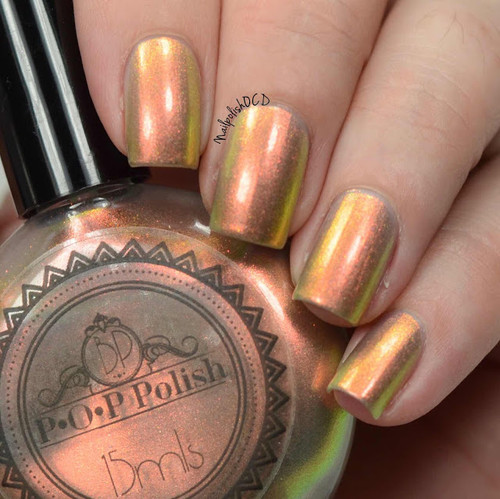 Slick Days of Summer by P.O.P. Polish available at Girly Bits Cosmetics www.girlybitscosmetics.com  | Photo credit: Nail Polish OCD