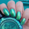 Surf Slick by P.O.P. Polish available at Girly Bits Cosmetics www.girlybitscosmetics.com  | Photo credit: A Polished Narcoleptic