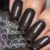 The Rise of Dick (IEC Limited Edition Trio) by Bee's Knees Lacquer AVAILABLE AT GIRLY BITS COSMETICS www.girlybitscosmetics.com | Photo credit:  Intense Polish Therapy