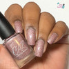 CbL PoTM - Sept 2018 - Nude Beach by Colors by Llarowe AVAILABLE AT GIRLY BITS COSMETICS www.girlybitscosmetics.com | Photo credit: Queen of Nails 83