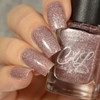 CbL PoTM - Sept 2018 - Nude Beach by Colors by Llarowe AVAILABLE AT GIRLY BITS COSMETICS www.girlybitscosmetics.com | Photo credit: Delishious Nails
