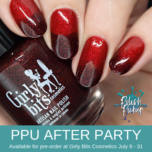 Antici...pation  (PPU 2019 After Party Pre-Order) AVAILABLE FOR PRE-ORDER AT GIRLY BITS COSMETICS July 9th - 31st www.girlybitscosmetics.com| Photo credit: Nail Polish Society