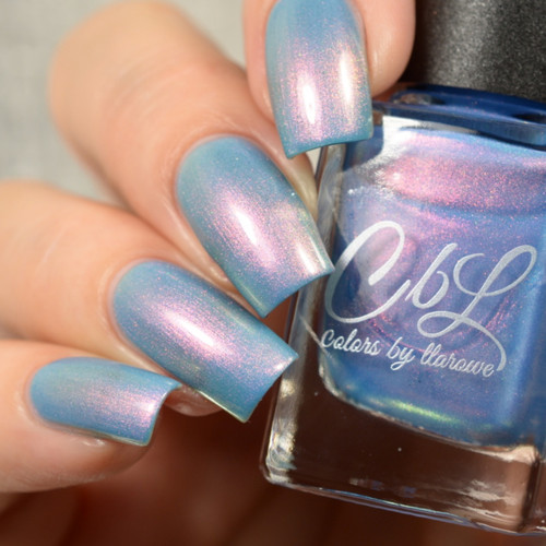 Seen Anything Good Today? from the I Need a Day Off Too Collection by Colors by Llarowe AVAILABLE AT GIRLY BITS COSMETICS www.girlybitscosmetics.com   Photo credit: Delishious Nails