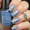 Seen Anything Good Today? from the I Need a Day Off Too Collection by Colors by Llarowe AVAILABLE AT GIRLY BITS COSMETICS www.girlybitscosmetics.com   Photo credit: Polish and Paws