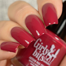 Boys 'n' Berries from the Fall 2018 Collection by Girly Bits Cosmetics AVAILABLE AT GIRLY BITS COSMETICS www.girlybitscosmetics.com | Photo credit: Delishious Nails
