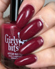 Boys 'n' Berries from the Fall 2018 Collection by Girly Bits Cosmetics AVAILABLE AT GIRLY BITS COSMETICS www.girlybitscosmetics.com | Photo credit: EhmKay Nails