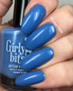 Forget Me? NOT! from the Fall 2018 Collection by Girly Bits Cosmetics AVAILABLE AT GIRLY BITS COSMETICS www.girlybitscosmetics.com | Photo credit: EhmKay Nails