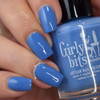 Forget Me? NOT! from the Fall 2018 Collection by Girly Bits Cosmetics AVAILABLE AT GIRLY BITS COSMETICS www.girlybitscosmetics.com | Photo credit: Manicure Manifesto