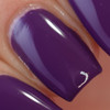 Eggplant One On Me from the Fall 2018 Collection by Girly Bits Cosmetics AVAILABLE AT GIRLY BITS COSMETICS www.girlybitscosmetics.com | Photo credit: Manicure Manifesto
