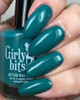 You Can't Handle The Spruce from the Fall 2018 Collection by Girly Bits Cosmetics AVAILABLE AT GIRLY BITS COSMETICS www.girlybitscosmetics.com | Photo credit: EhmKay Nails