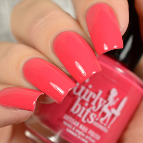 Petal to the Metal from the Fall 2018 Collection by Girly Bits Cosmetics AVAILABLE AT GIRLY BITS COSMETICS www.girlybitscosmetics.com | Photo credit: Delishious Nails